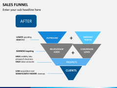 Sales funnel PPT slide 14
