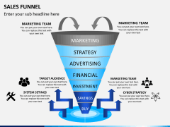 Sales funnel PPT slide 6