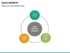 Sales growth PPT slide 18