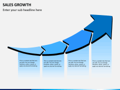 Sales growth PPT slide 8