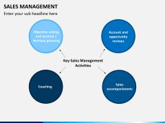 Sales management PPT slide 2