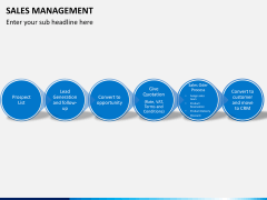 Sales management PPT slide 4