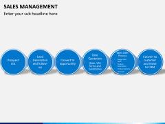 Sales management PPT slide 4