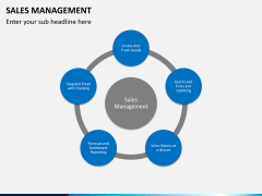 Sales management PPT slide 5