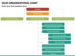 Sales organization PPT slide 10