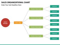 Sales organization PPT slide 13