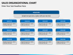 Sales organization PPT slide 8