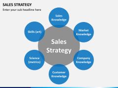 Sales strategy PPT slide 8
