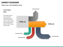 Sankey diagram PPT slide 13