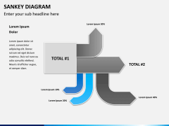 Sankey diagram PPT slide 6