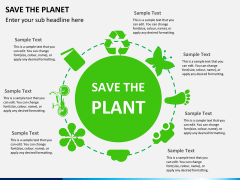 Save the planet PPT slide 4