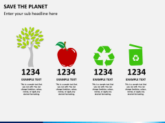 Save the planet PPT slide 6