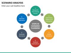 Scenario analysis PPT slide 17