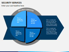 Security services PPT slide 5