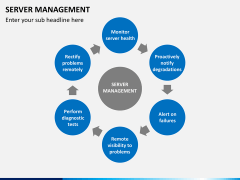 Server management PPT slide 4