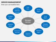 Server management PPT slide 9