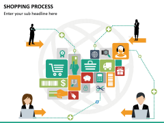 Shopping process PPT slide 10