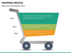 Shopping process PPT slide 13