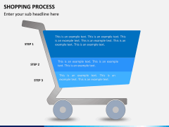 Shopping process PPT slide 5