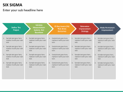 Six sigma PPT slide 23