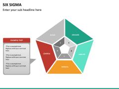 Six sigma PPT slide 17