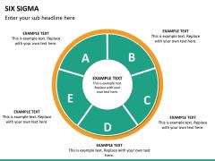 Six sigma PPT slide 20