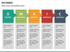 Six sigma PPT slide 21