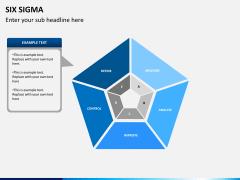 Six sigma PPT slide 6