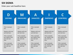 Six sigma PPT slide 9