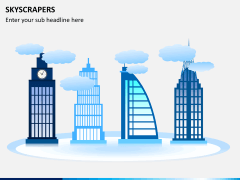 Skyscrapers PPT slide 2