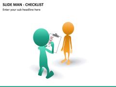 Slide man checklist PPT slide 8