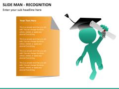 Slide man recognition PPT slide 9