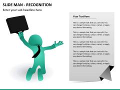 Slide man recognition PPT slide 10
