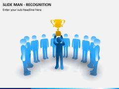 Slide man recognition PPT slide 1