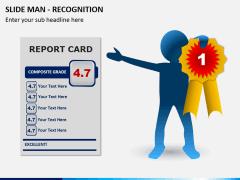 Slide man recognition PPT slide 3