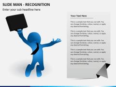 Slide man recognition PPT slide 5
