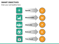 Smart objectives PPT slide 13
