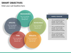 Smart objectives PPT slide 22