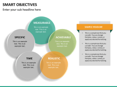Smart objectives PPT slide 20