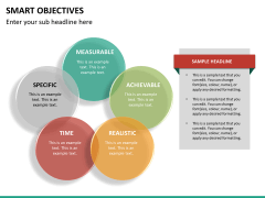 Smart objectives PPT slide 21