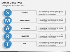 Smart objectives PPT slide 11