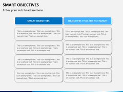 Smart objectives PPT slide 12