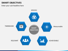 Smart objectives PPT slide 3