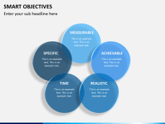 Smart objectives PPT slide 5