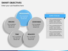 Smart objectives PPT slide 6