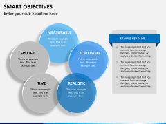 Smart objectives PPT slide 8