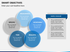 Smart objectives PPT slide 9