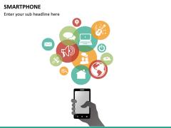 Smartphone PPT slide 9