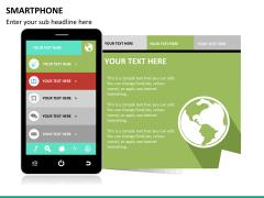 Smartphone PPT slide 11