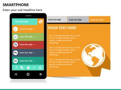 Smartphone PPT slide 12